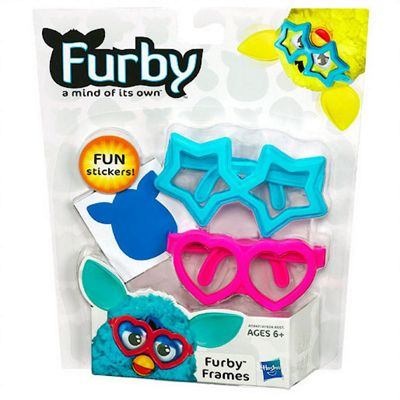 Furby Accessory Pack Furby Frames - Blue and Pink Glasses