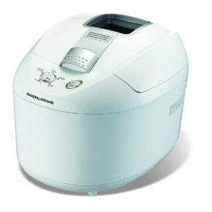 Morphy Richards 1lb Daily Loaf Breadmaker White
