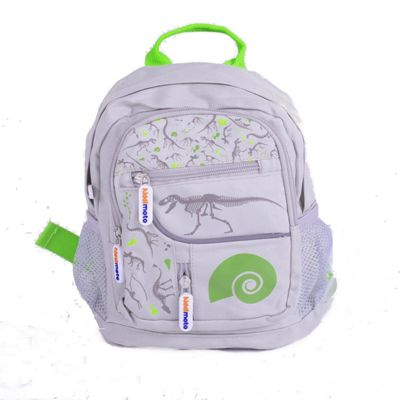 Kiddimoto Small Childs Backpack Fossil Dinosaur