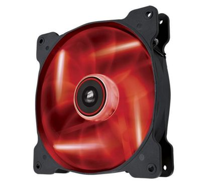 Corsair Air Series SP120 RED LED High Static Pressure Fan Single Pack