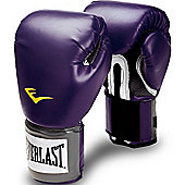 Everlast Pro Style Training Boxing Gloves - Purple