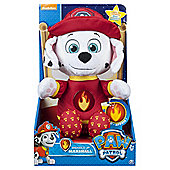 Paw Patrol Snuggle Up Pups - Marshall