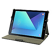 Navitech Black Multi Stand Leather Case / Cover for the Samsung Galaxy Tab A 10.1 Tablet