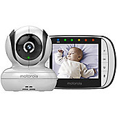 "Motorola MBP36S Video Baby Monitor - 3.5"" Colour LCD Display"