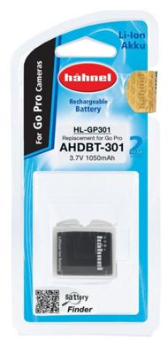 Hahnel HL-GP301 Li-ion Replacement Battery for GoPro Hero 3
