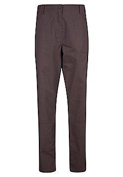 Mountain Warehouse Trek Womens Trousers - Brown