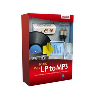 Corel Corporation Roxio Easy LP To MP3