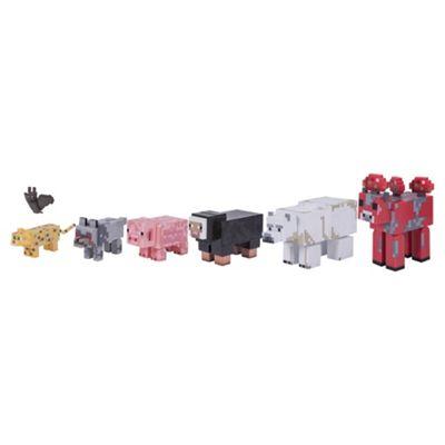 Minecraft Animals 7 Figure Pack