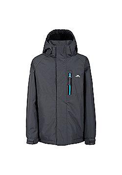 Trespass Boys Feldman Insulated Jacket - Grey