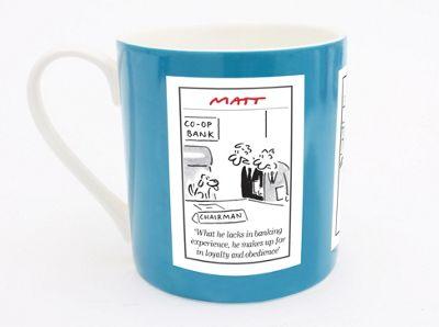 Matt (The Telegraph) Man's Best Friend Mug