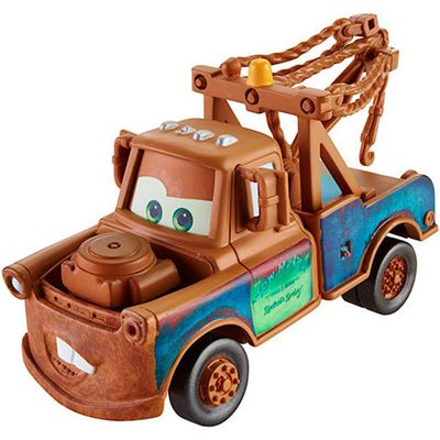 Disney Cars Wheel Action Drivers Vehicle - Mater