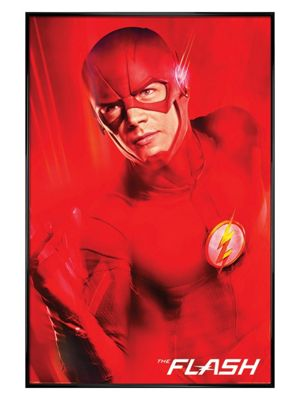DC Comics The Flash Gloss Black Framed New Destinies Poster 61x91.5cm