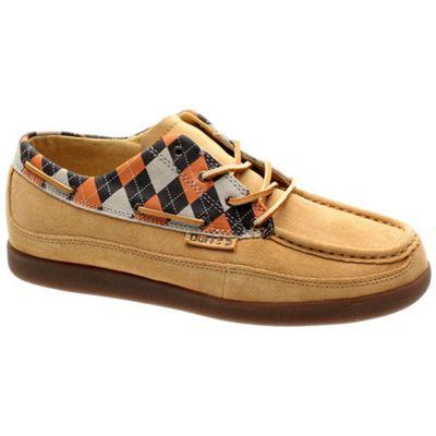 Duffs Sweet Lou Brown Shoe