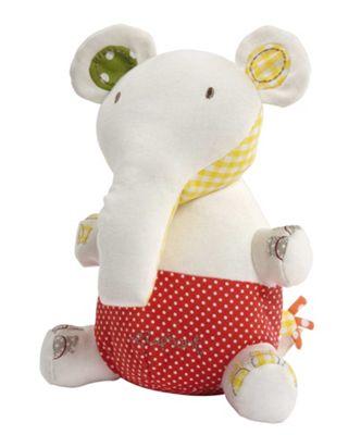 Mamas & Papas - Elfie & Mop - Elephant Chime Toy