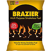 Brazier Multi Purpose Smokeless Fuel - 20 Kg