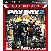 Payday 2 Essentials - PS3