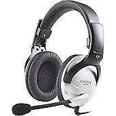 Koss SB45 Gaming Headphones - Silver