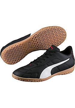 Puma Classico IT Indoor Training Football Shoes - Sizes UK 6 - UK 12 - Black