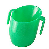 Doidy Cup - Green Sparkles