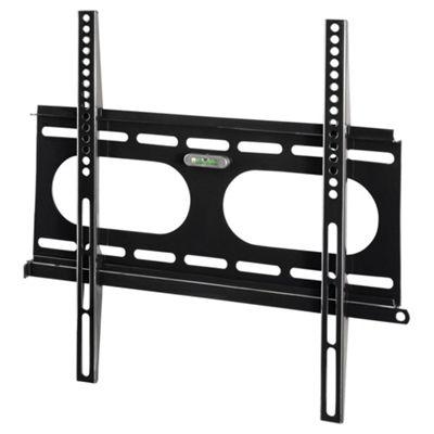 Hama Fixed TV Bracket for 23 to 42 inch TVs Ultraslim - Black