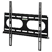 Hama Fixed TV Bracket for 23 to 42 inch TVs Ultraslim - Black