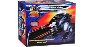 Kung Zhu Hamster Juggernaut Battle Walker Black