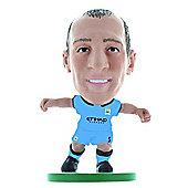 Soccerstarz Manchester City FC Pablo Zabaleta Home Kit (2014) - Action Figures
