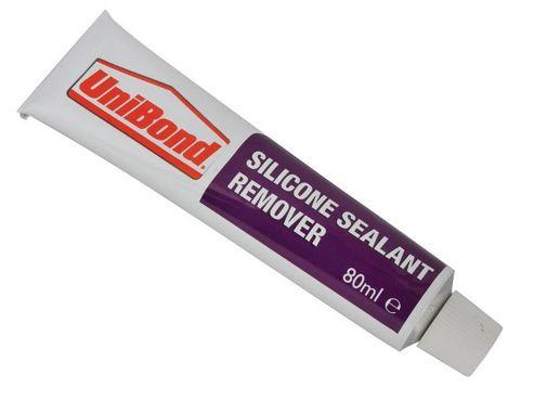 UniBond 1584200 Silicone Sealant Remover Tube - 80 ml
