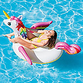 Unicorn Inflatable Giant Swimming Pool Ride-on