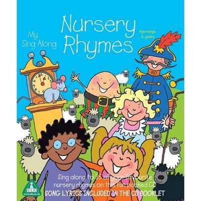 Elc My Sing Along Nursery Rhymes Cd