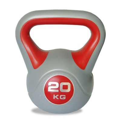 Body Power 20kg Vinyl Kettlebell
