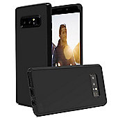 Note 8 Case - Orzly FlexiCase for Samsung Galaxy Note 8 -Black
