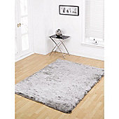 Splendour Shadow Silver 160x220cm Rug