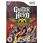 Guitar Hero - Aerosmith (Solus)