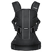 Babybjorn Baby Carrier One Black