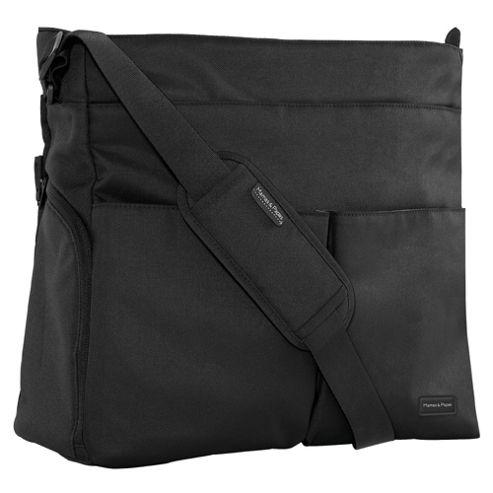 Mamas & Papas Changing Bag, Black