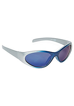 F&F Ombre Sporty Sunglasses Blue One Size