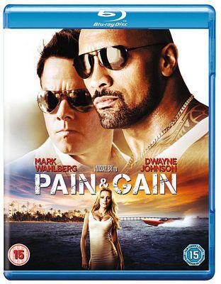 Pain & Gain Blu-ray