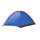 Tesco 4 Man Tent with Porch