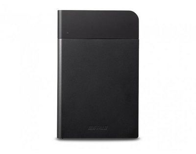Buffalo HD-PZFU3 MiniStation Extreme 2TB USB 3.0 Portable HDD Black