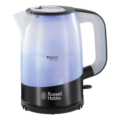 Russell Hobbs 22450 Purity 3kW Brita Filter Kettle with 1L Capacity in Black