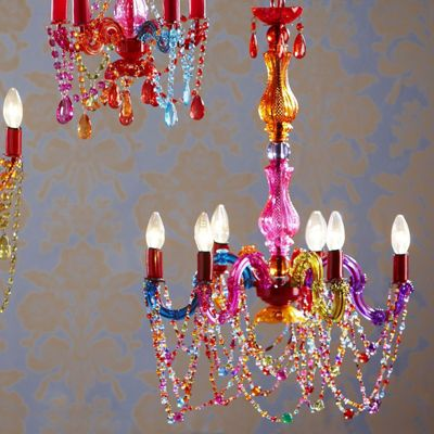 Buy large multi coloured chandelier from our chandeliers range tesco large multi coloured chandelier aloadofball Images