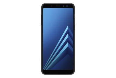 brand new 28d18 ad5b1 Tesco Mobile Samsung A8 Black