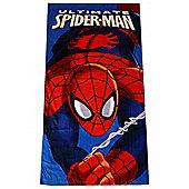 Ultimate Spiderman Towel