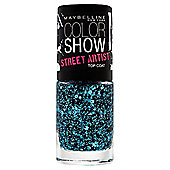 Maybelline Color Show Nail Top Coat Alley Attitude