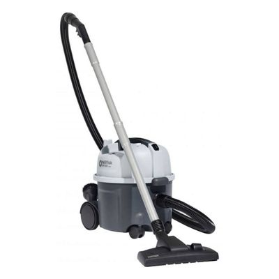 Nilfisk VP300HEPA-BASIC Vacuum Cleaner with 800W and 10 Litre in White