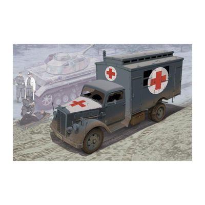 DRAGON 6790 German Ambulance Truck 1:35 Military Model Kit