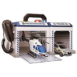 Fuel Line Emergency SOS Police Station