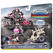 Bone Bash Roller Brawl and Tomb Buggy Skylanders SuperChargers
