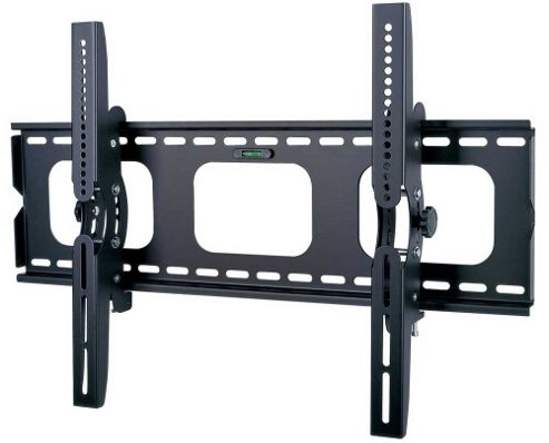 Black Slim Tilting Wall Mount 32 inch -60 inch Plasma / LCD TV s